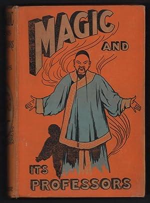 Magic and Its Professors: Evans, Henry Ridgely