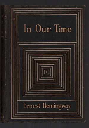 a review of ernest hemingways collection of short stories in our time Fox is relying on a few mythologies in its newest box set, the ernest hemingway film collection with five films from the 1950s and '60s drawn from hemingway's novels and short stories, much in the collection depends on the mystique of the author himself—the strength of his persona, the .