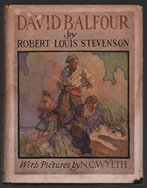 Kidnapped the Adventures of David Balfour: Stevenson, Robert Louis,