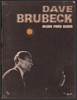 Dave Brubeck Deluxe Piano Album: Brubeck, Howard (Editor)
