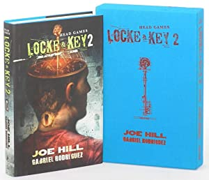 Locke & Key, Vol. 2: Head Games: Hill, Joe; Ellis,