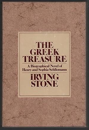 The Greek Treasure: Stone, Irving