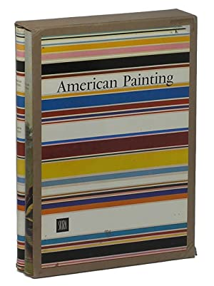 American Painting (2 Books in Slipcase) 1: Jules David Prown;