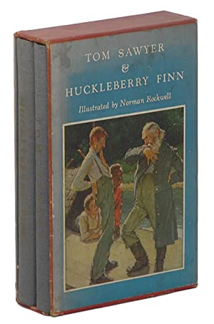 Tom Sawyer and Huckleberry Finn (Two Volume: Clemens, Samuel L.