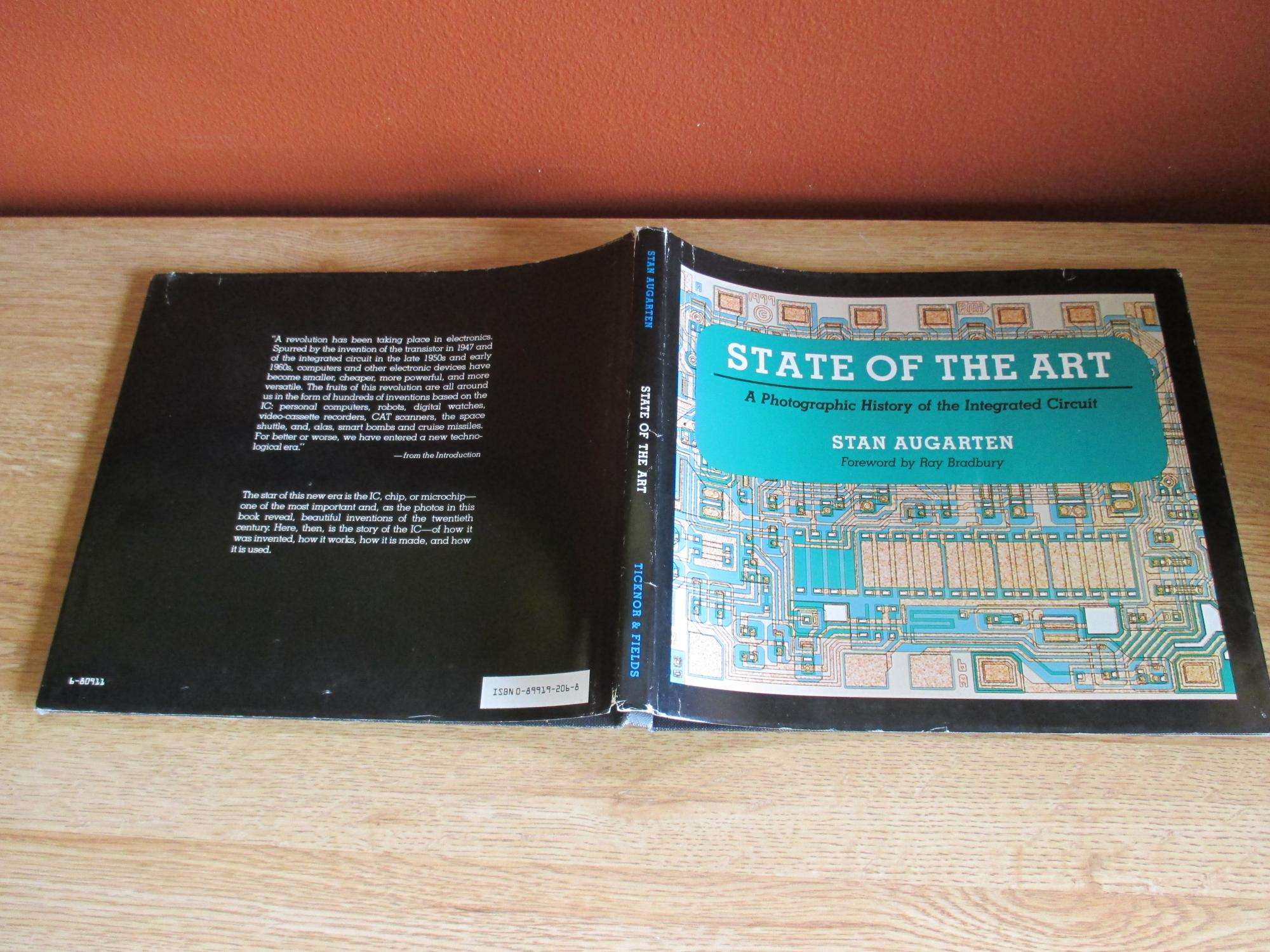 state of the art a photographic history of the integrated circuitstate of the art a photographic history of the integrated circuit stan augarten