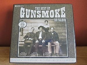 The Best of Gunsmoke on Radio: Various
