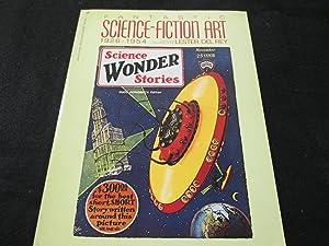 Fantastic Science-Fiction Art 1926 - 1954: Lester Del Ray