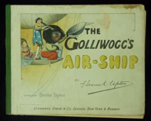 The Golliwogg's Air-Ship: Bertha Upton