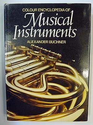Colour Encyclopedia Of Musical Instruments: Alexander Buchner