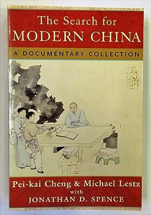 In Search Of Modern China: Pei-Kai Cheng &