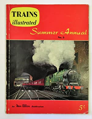 Trains illustrated Summer Annual No. 3: Edited by G.