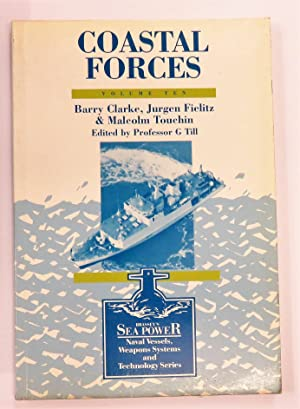 Coastal Forces Volume Ten: Barry Clarke, Jurgen