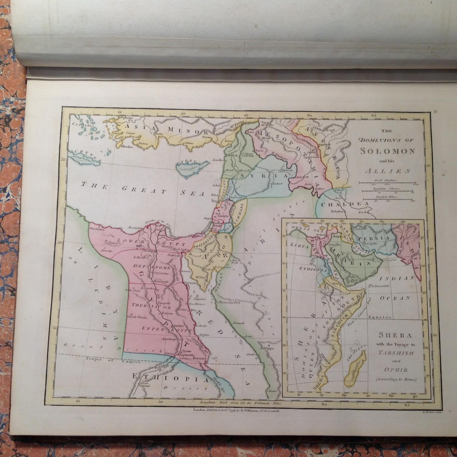 Atlas classica being a collection of maps of the countries being a collection of maps of the countries mentioned by the ancient authors gumiabroncs Gallery