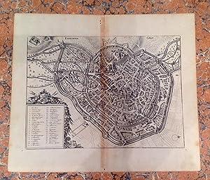 Erphordia - Erdfurt: Merian (Matthäus):