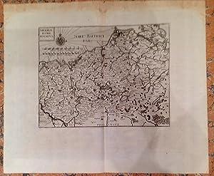 Mekelnburg Ducatus: Merian (Matthäus):