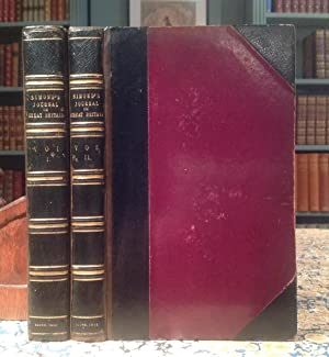 Journal of a Tour and Residence in Great Britain, during the years 1810 and 1811 by a French ...