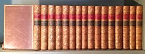 The Poetical Works. 16 volumes complete.: Browning (Robert):