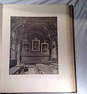 The Old Colleges of Oxford, their Architectural History illustrated and Descibed.: Vallance (Aymer)...