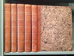 History of Great Britain from The Revolution to the Commencement of the Year 1799. 5 volumes ...