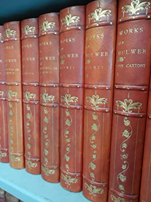 The 'Warwick Edition' of his works. 32 volumes complete.: Bulwer Lytton (Edward) [Lord ...