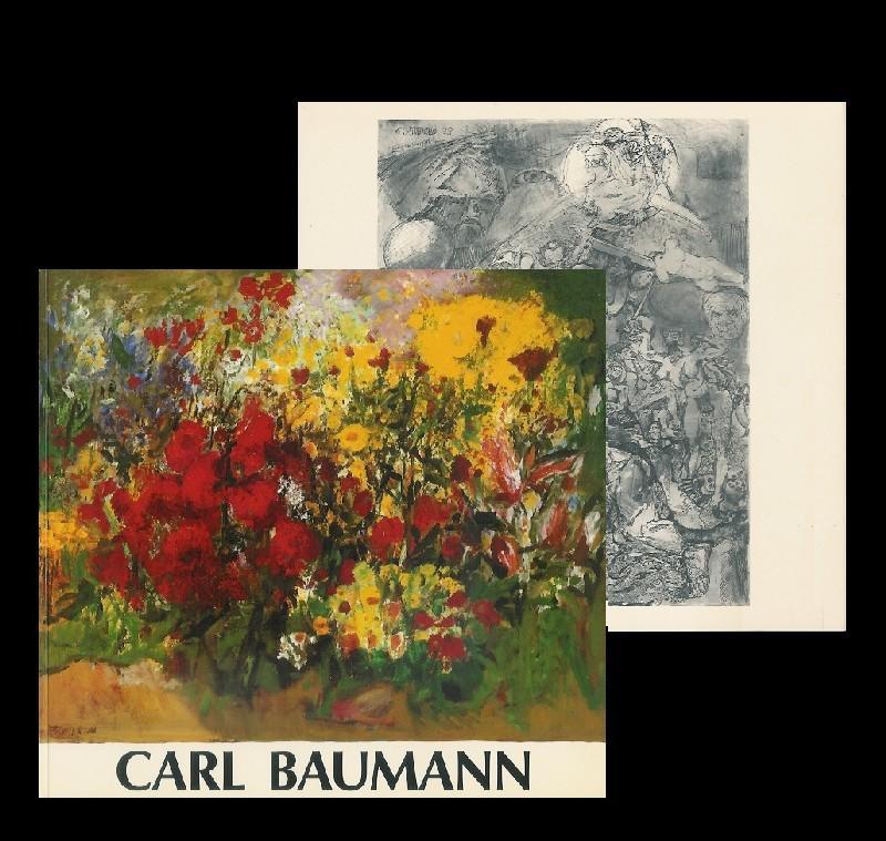 Carl Baumann. Zeichnungen und Gemälde.: Baumann, Carl (1912-1996).