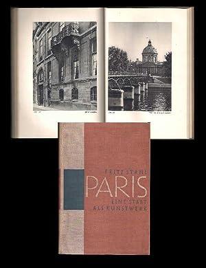 Paris. Eine Stadt als Kunstwerk. 6.-9. Aufl.: Frankreich. - Paris.