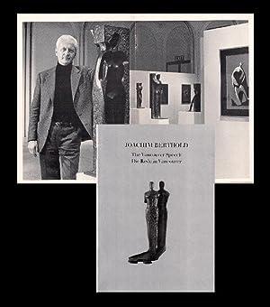 The Vancouver Speech. Die Rede in Vancouver.: Ausstellungskataloge. - Berthold,