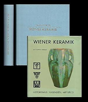 Wiener Keramik. Historismus. Jugendstil. Art Déco.: Jugendstil. - Art