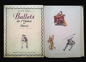 Ballets de l'Opéra de Paris (Ballets dans: Ballett. - Frankreich.