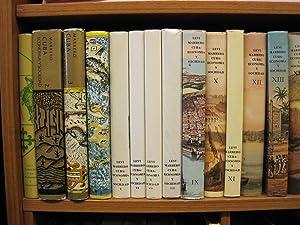 Cuba: Economia y Sociedad, 15 volume set: Levi Marrero