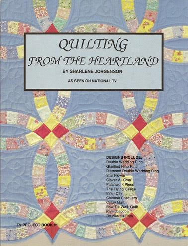 Quilting from the Heartland by Jorgenson, Sharlene: Shar's Prairie ... : quilting from the heartland - Adamdwight.com