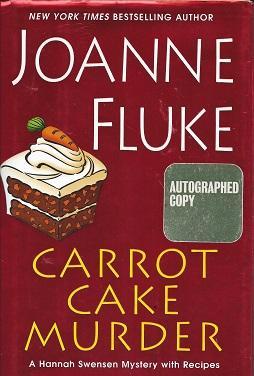 Carrot Cake Murder: A Hannah Swensen Mystery: Fluke, Joanne