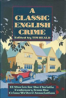 A Classic English Crime