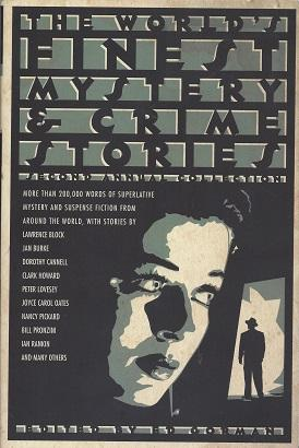 The World's Finest Mystery & Crime Stories: Second Annual Collection