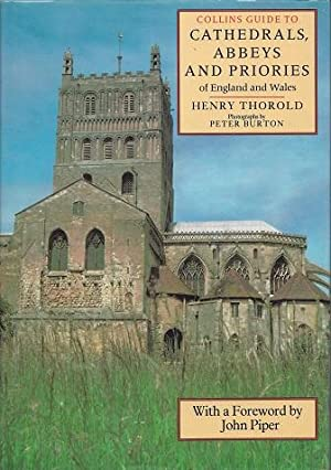Collins Guide to Cathedrals, Abbeys, and Priories of England and Wales