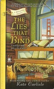 The Lies That Bind A Bibliophile Mystery: Carlisle, Kate