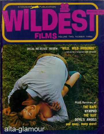 WILDEST FILMS; A Gold Line Publication   A Cougar Publication Vol. 2, No. 3 Softcover