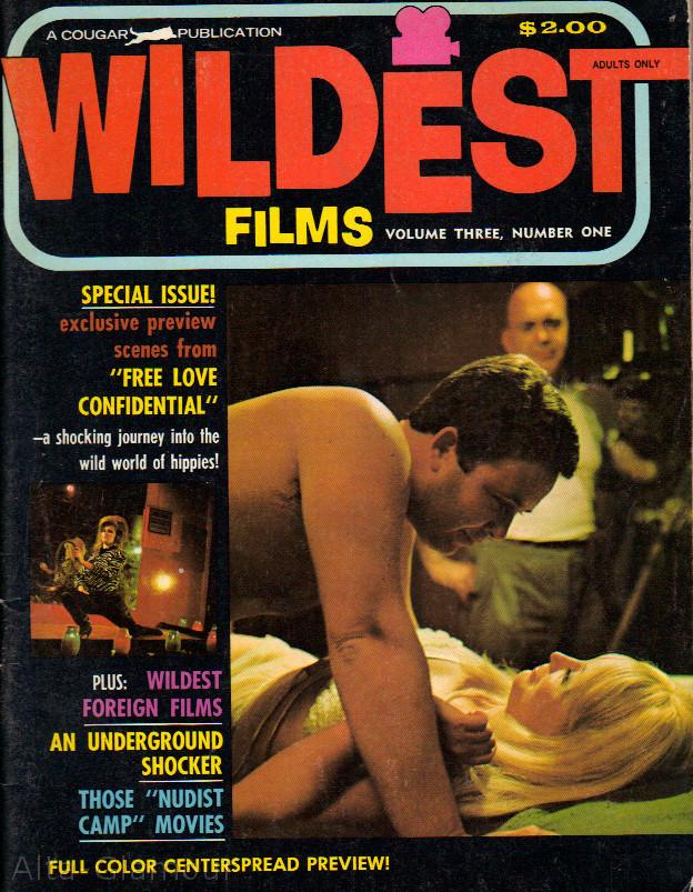 WILDEST FILMS; A Cougar Publication Vol. 3, No. 1 Softcover