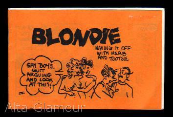 Blondie giving dagwood a blowjob idea pity