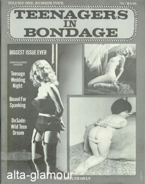 Commit teenagers in bondage