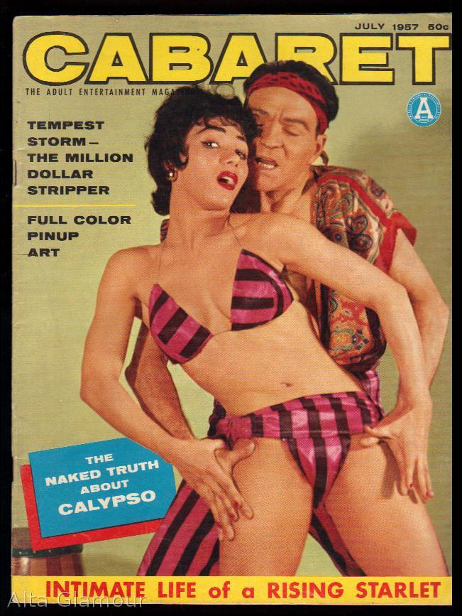 CABARET; The Adult Entertainment Magazine Vol. 03 No. 02, July