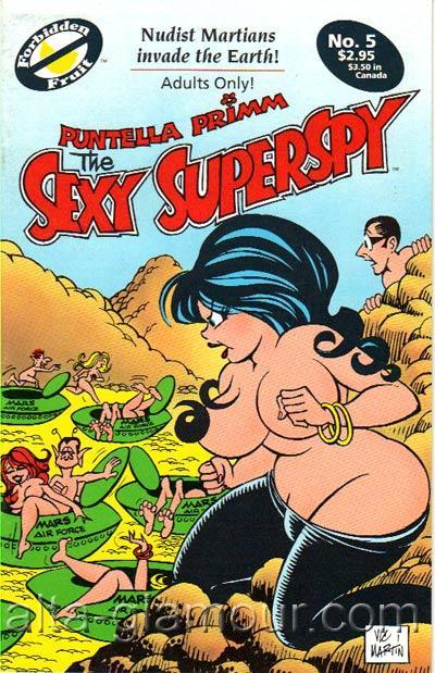 Sexy 50s comic books opinion