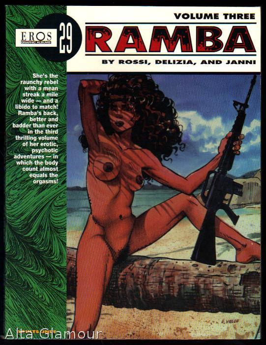 RAMBA Volume 3: Rossi, Delizia and Janni
