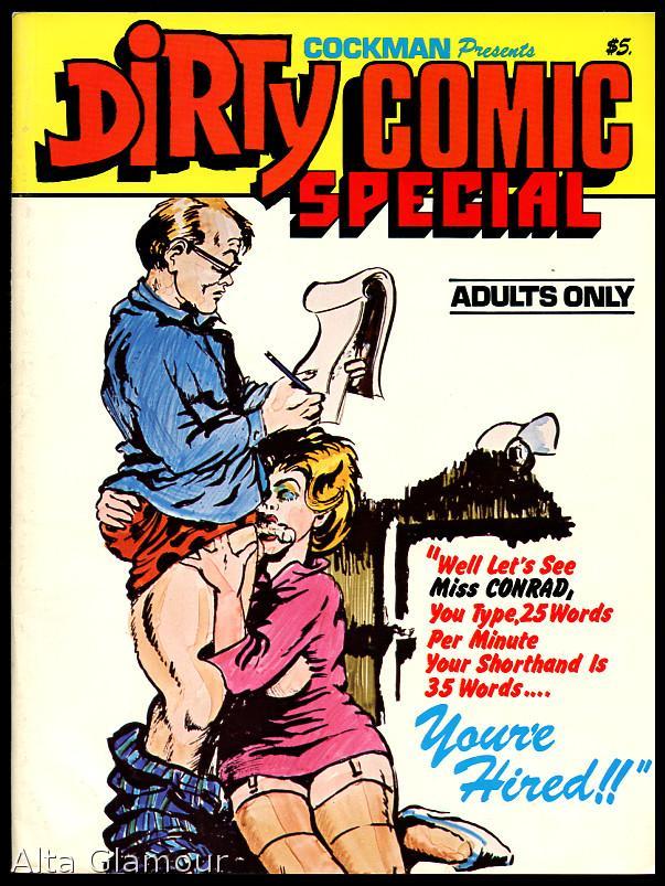 dirty adult comics