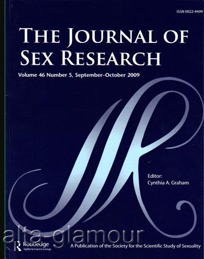 Society for the scientific study of sex