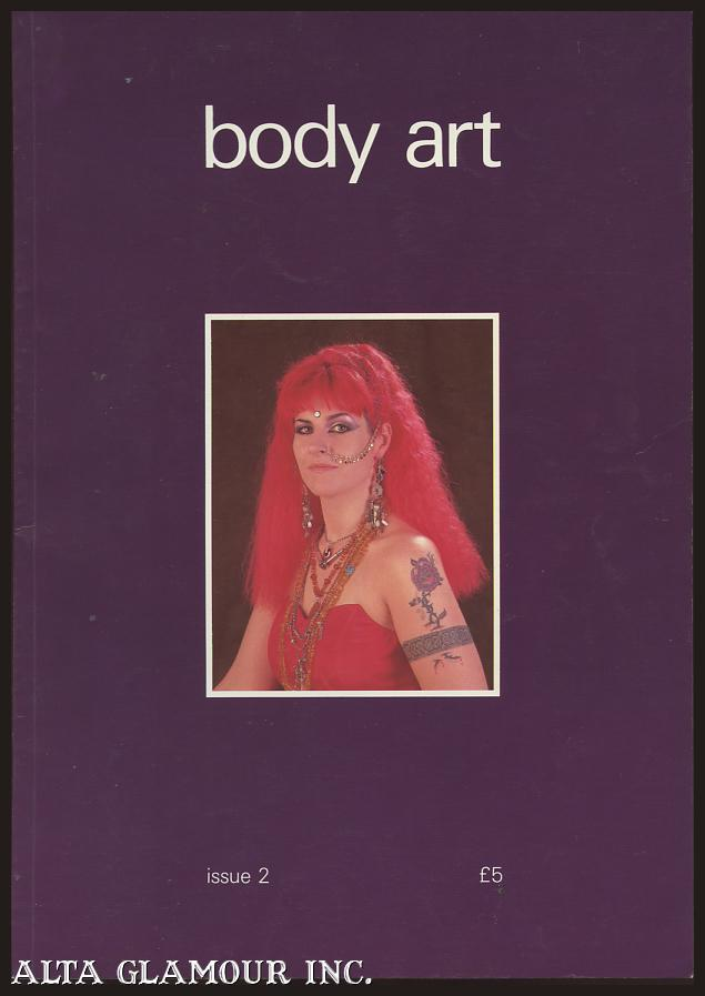 Body Art No 02 1988 By Ferguson Henry Editor 1988 Alta Glamour Inc