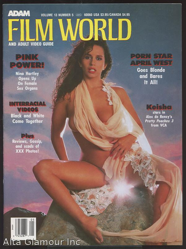 April West Porn Actress Today - ADAM FILM WORLD; And Adult Video Guide Vol. ...