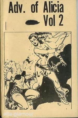 ADVENTURES OF ALICIA; Volume 2