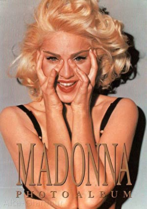 MADONNA PHOTO ALBUM: Ritts, Herb and Stephen Meisel (principal photography)