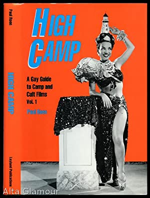 HIGH CAMP; A Gay Guide to Camp and Cult Films Vol. 1: Roen, Paul